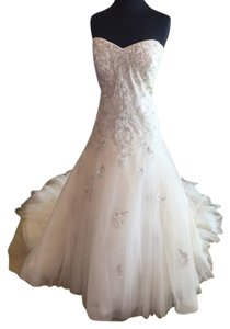 David Tutera For Mon Cheri David Tutera 214212 Wedding Dress