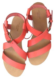 Urban Outfitters Red/Rouge (Coral) Sandals