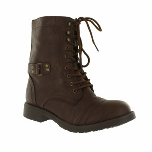 Red Circle Footwear Brown Boots