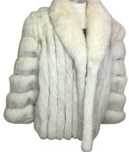 Fox fur coat Fur Coat