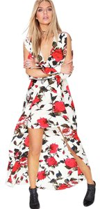 Floral Maxi Dress by ASOS