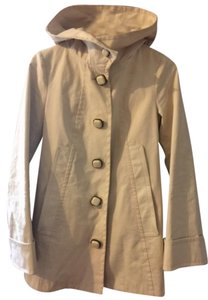 Mackage Vintage Classic Raincoat Trench Trench Coat