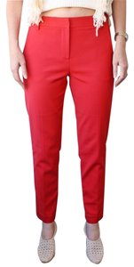 Tibi Trousers Trouser Pants Red