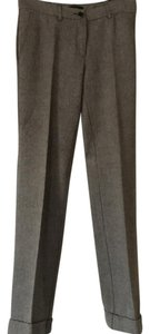 Mango Trouser Pants Grey