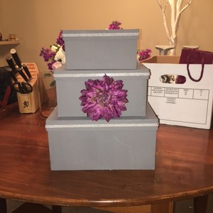 Wedding Gift Card Box Custom Made