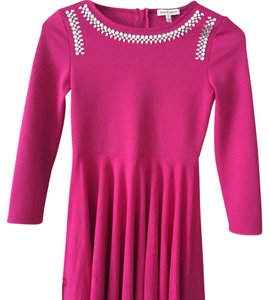 Juicy Couture short dress Fuschia on Tradesy