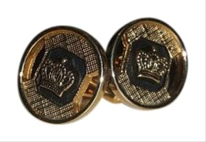 Shields Cufflinks & Tie clamp