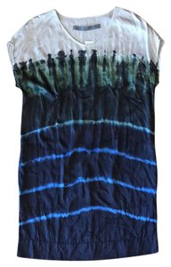 Raquel Allegra short dress Tie Dye Multi Allegra Shift Silk Mini Shift on Tradesy