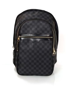 Louis Vuitton Lv Damier Graphite Michael Lv Michael Backpack