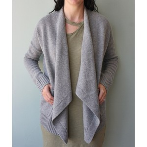 Vince Sweater Draped Cardigan