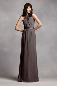Vera Wang Charcoal Vw360197 Dress