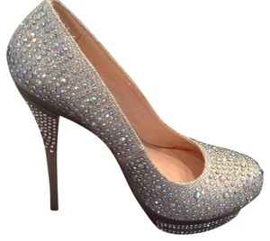 Night Moves Prom Collection Silver Formal