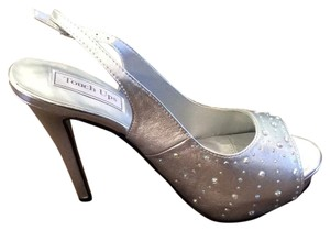 Touch Ups Silver Platforms