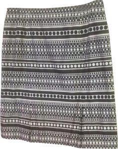 Skirt Black, Brown, White