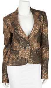 Just Cavalli Bronze Blazer