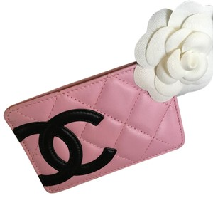 Chanel Chanel Leather Card Case