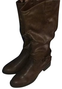 Mossimo Supply Co. Dark Brown Boots