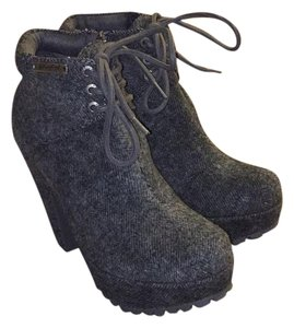 Blowfish Gray Boots
