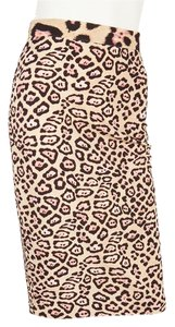 Givenchy Skirt Leopard