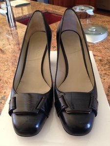 Max Mara Dark Brown Pumps