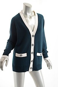 Chanel 100% Cashmere Cardigan