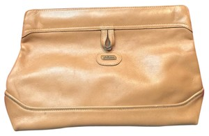 Phillippe Beige / Cream Clutch