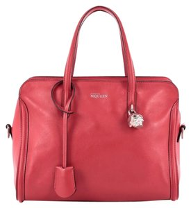 Alexander McQueen Tote in Red