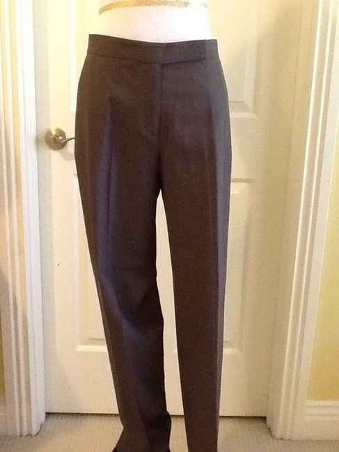 DKNY Olive Green City Pants Size 4 (S, 27) DKNY Olive Green City Pants Size 4 (S, 27) Image 1