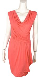 Express Drape Ruched Dress