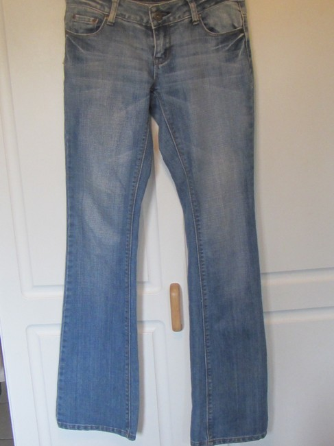 Chip and Pepper Boot Cut Jeans-Medium Wash Image 1