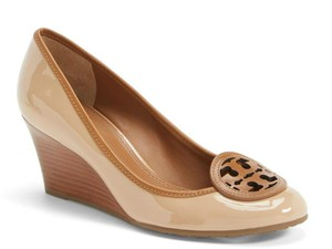 Tory Burch tory beige/ royal tan Wedges