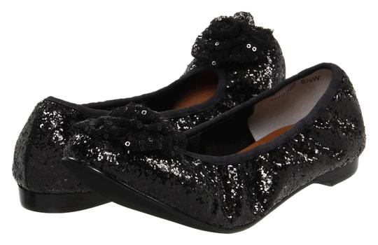 Preload https://item3.tradesy.com/images/ros-hommerson-black-sparkle-flats-size-us-75-regular-m-b-1988747-0-0.jpg?width=440&height=440