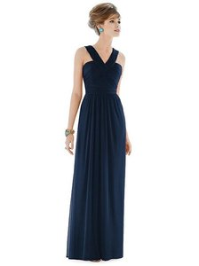 Alfred Sung Midnight Alfred Sung Style D678 Dress