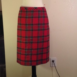 Liz Claiborne Skirt Multi plaid