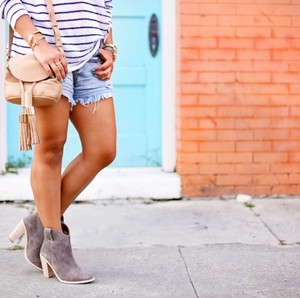 Joie Boot Gray Boots