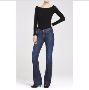 Citizens of Humanity Kelly Low Waist Boot Cut Jeans