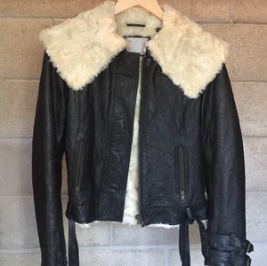 Q40 Brown Leather Jacket