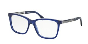 Chanel NEW Chanel CH 3302A Navy Chain Oversized Eyeglasses Frames