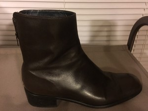 Stuart Weitzman Ankle Boot Chocolate Brown Boots