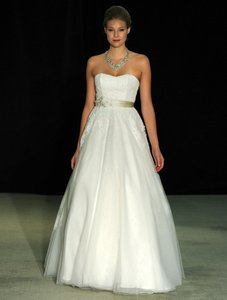 Anne Barge Swan Lake Wedding Dress