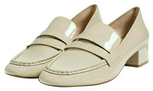 Zara Loafers Career 10 tan Flats