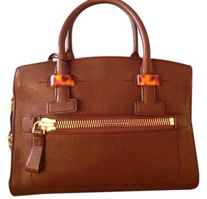 Tom Ford Made In Italy Tote in CHOCOLATE BROWN