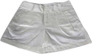 Club Monaco Shorts Off White