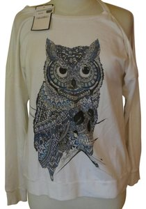 Lauren Moshi Moshi Design Cut-out Animal Sweater
