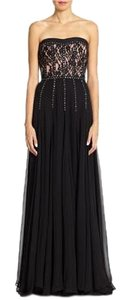 Rebecca Taylor Bridesmaid Studded Lace Chiffon Edgy Dress