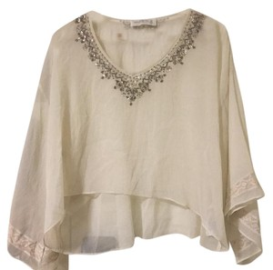 Abercrombie & Fitch Top Sheer