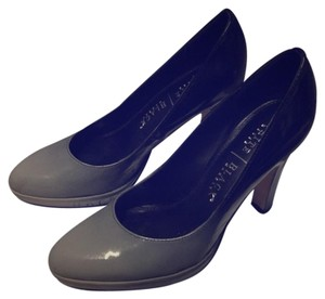 White House | Black Market Whbm Ombre Heels Gray Pumps