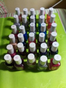 Essie 30 Assorted Bottles of Essie Nail Polish New Unopened!