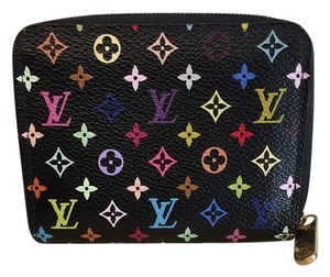 Louis Vuitton Louis Vuitton Multicolor Zippy Coin Purse