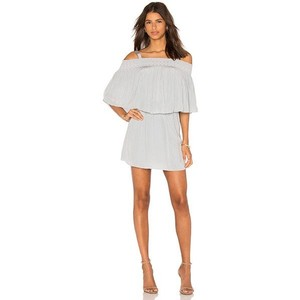 Ramy Brook short dress Soft White on Tradesy